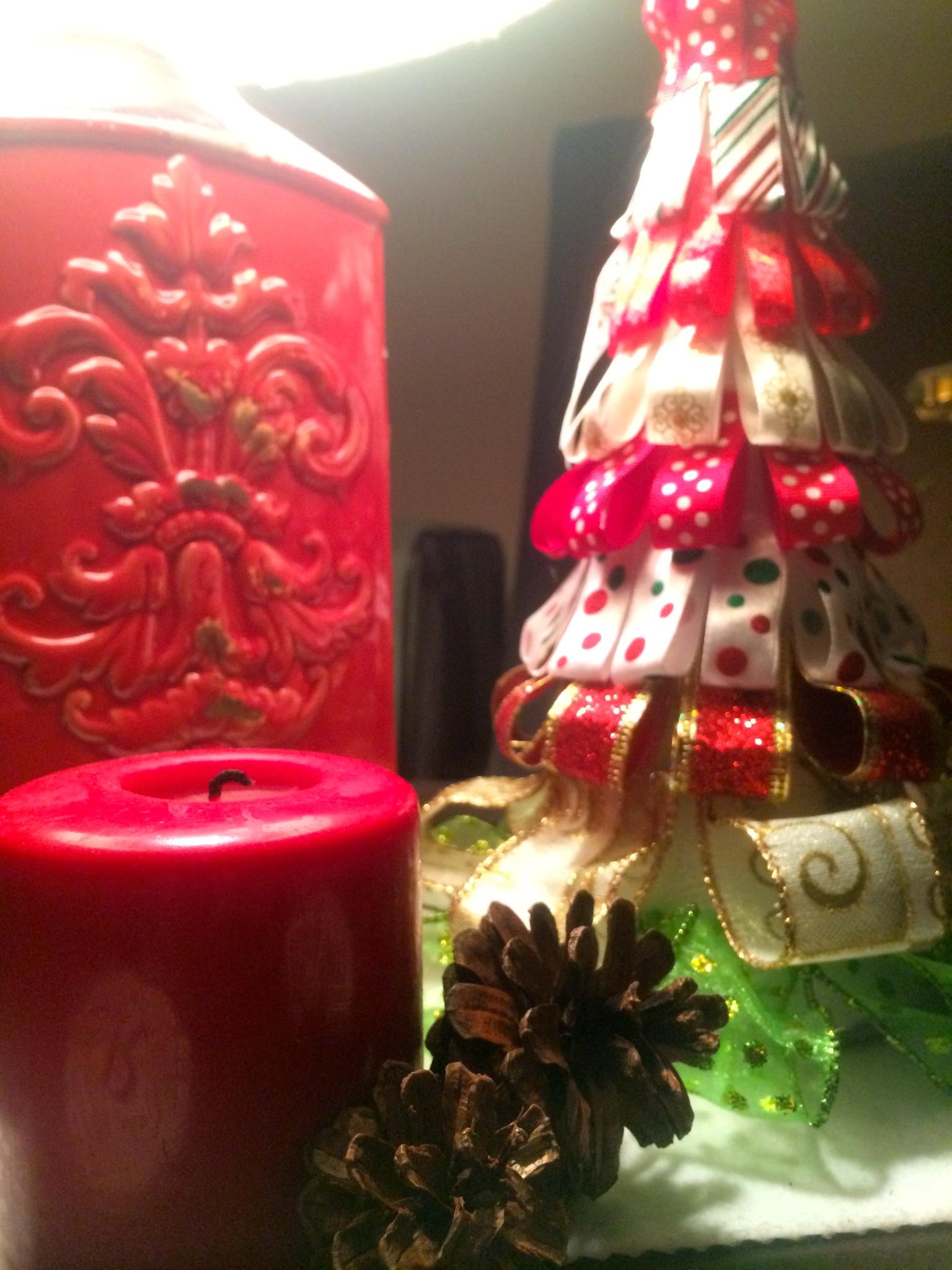 Apartment Christmas Decoration idea