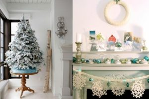 25 Fantastic White Christmas Decoration Ideas