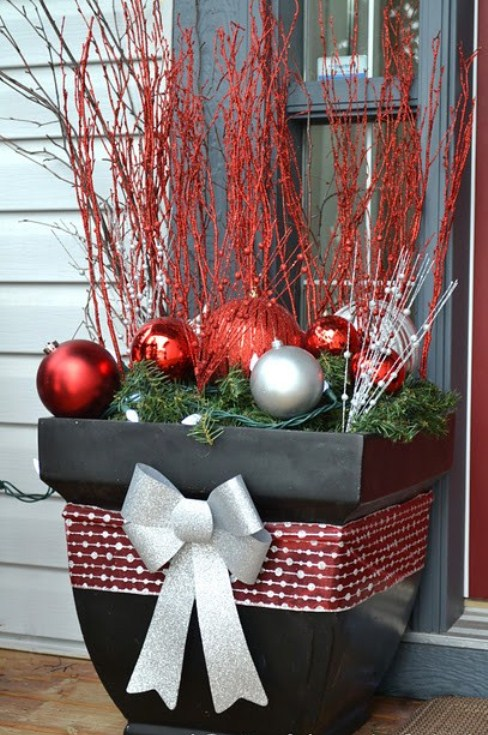 Christmas Decorations Ideas 2014 30 amazing outdoor christmas decoration ideas · inspired luv