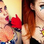 15 Best Comic Book Halloween Makeup Ideas