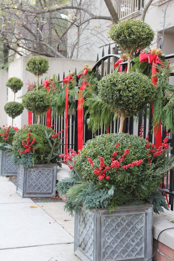 Amazing Outdoor Christmas Decoration Ideas Inspired Luv - Christmas decoration outdoor ideas