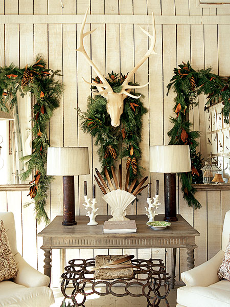 25 best rustic christmas decoration ideas for Special xmas decorations