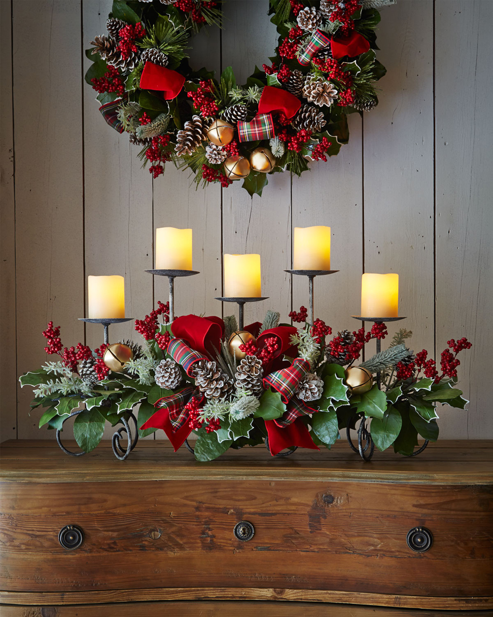 Rustic Christmas Decoration Ideas