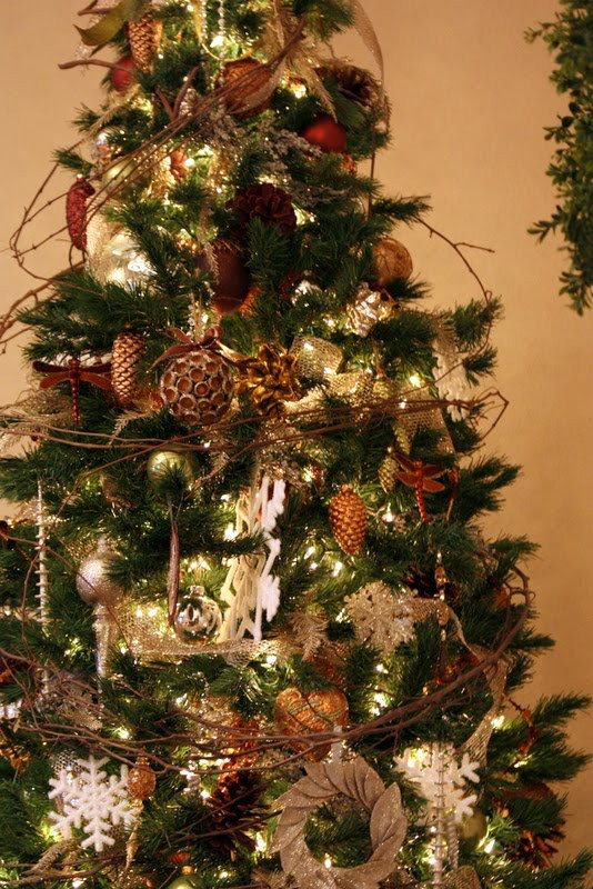 25 Best Rustic Christmas Decoration Ideas