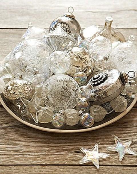Vintage White Christmas