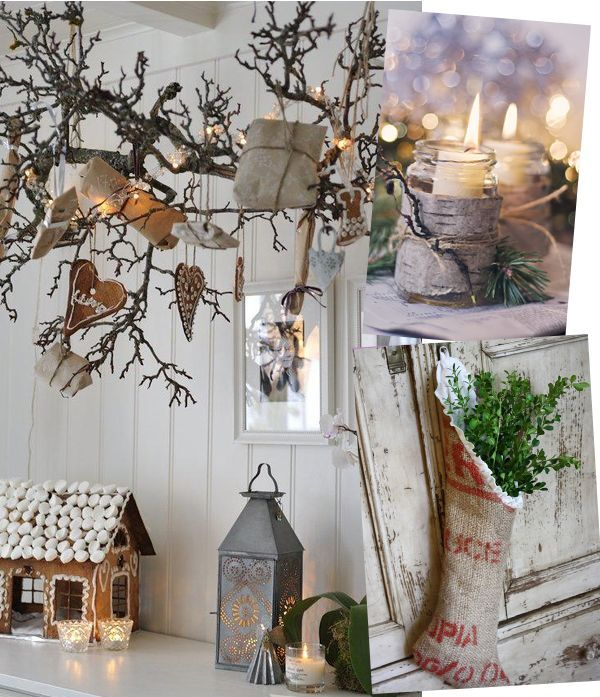 Winter Rustic Christmas Decor
