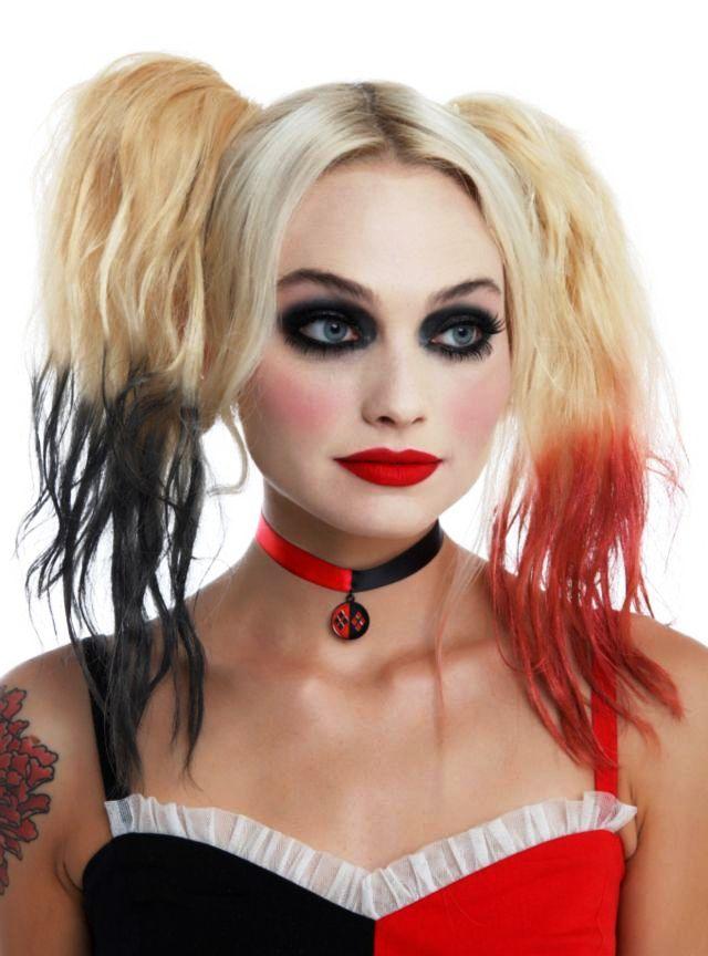 8 hot topic harley quinn halloween makeup