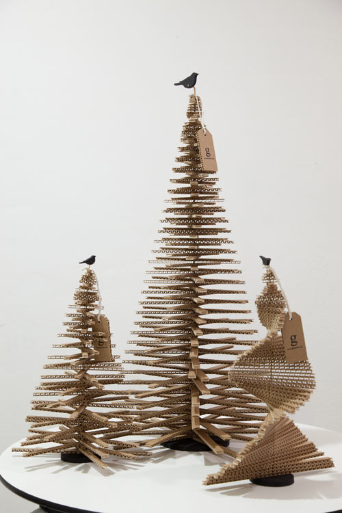 Modern Christmas Tree Design