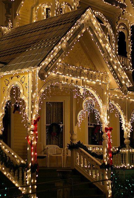Victorian Christmas Lights
