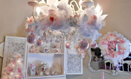 diy-shabby-chic-christmas-decorations