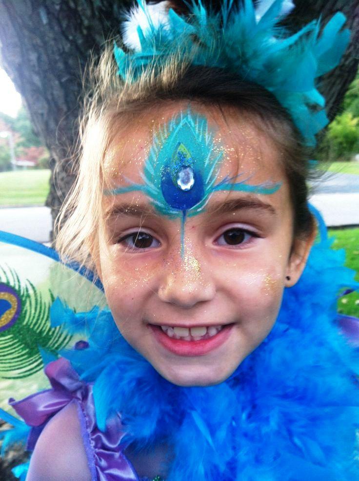 13 peacock halloween mermaid makeup