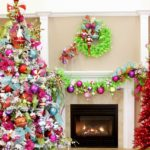 25 Colorful Christmas Decoration Ideas