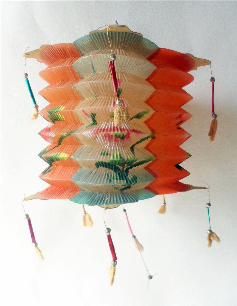 Chinese Lantern Christmas Decorations