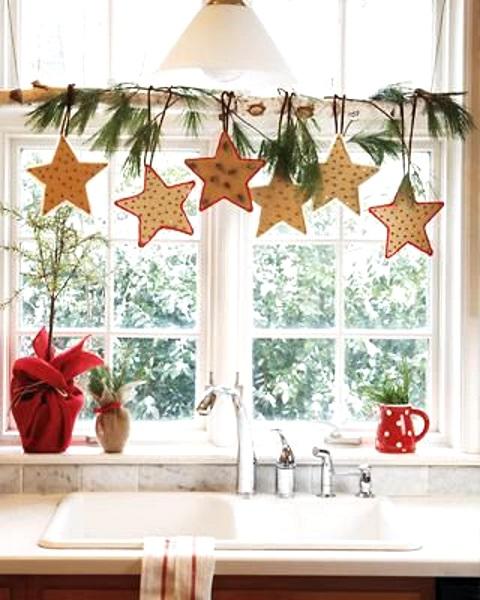 Christmas Window Decor Ideas