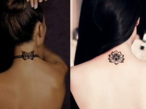 40 Amazing Neck Tattoo Designs Ideas