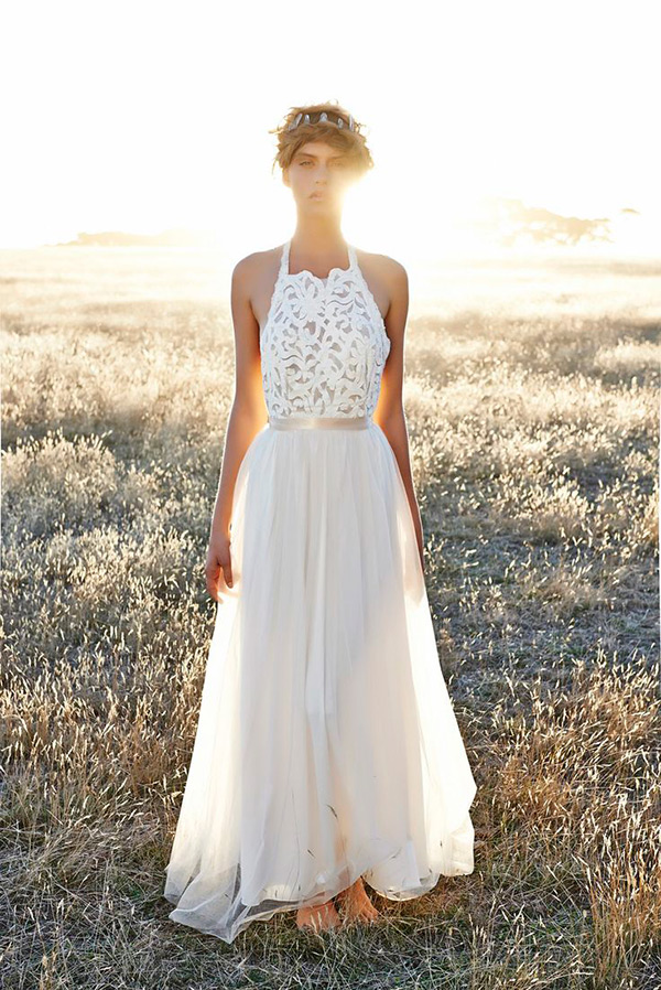 Bohemian Wedding Dress Ideas (11)