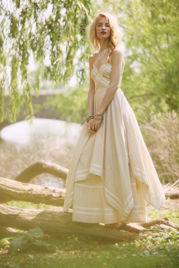 Bohemian Wedding Dress Ideas (13)