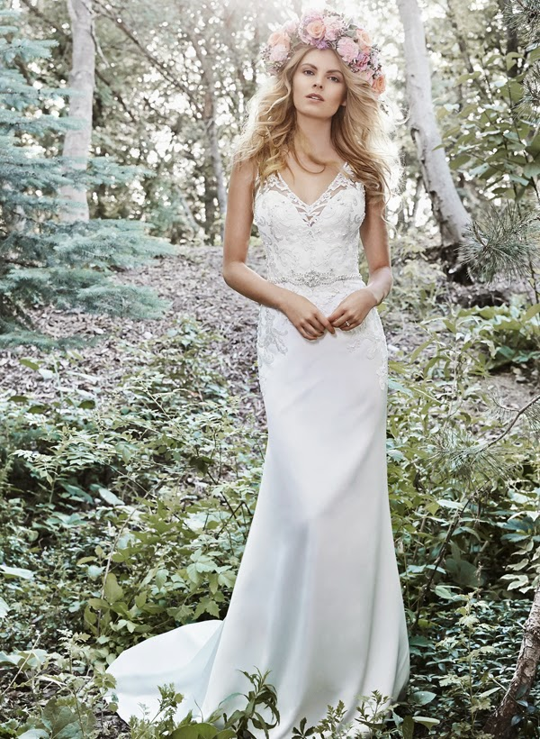 Bohemian Wedding Dress Ideas (23)