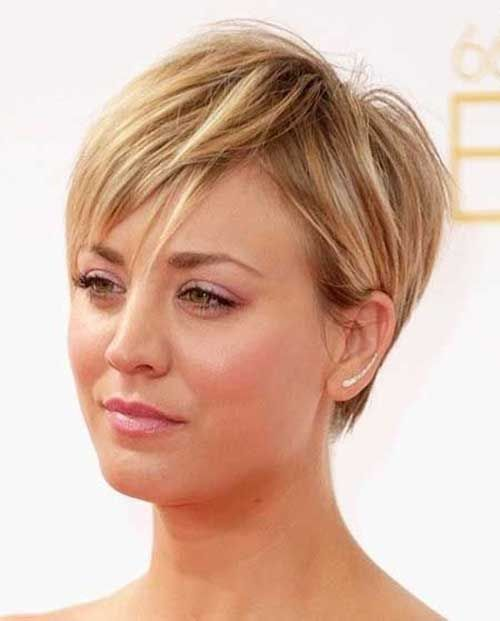 Short Hairstyle Ideas For Your Inspiration (10)