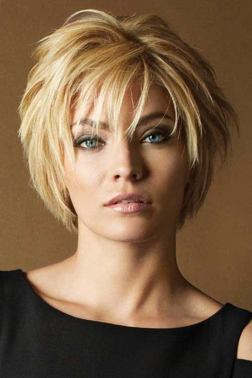 Short Hairstyle Ideas For Your Inspiration (12)