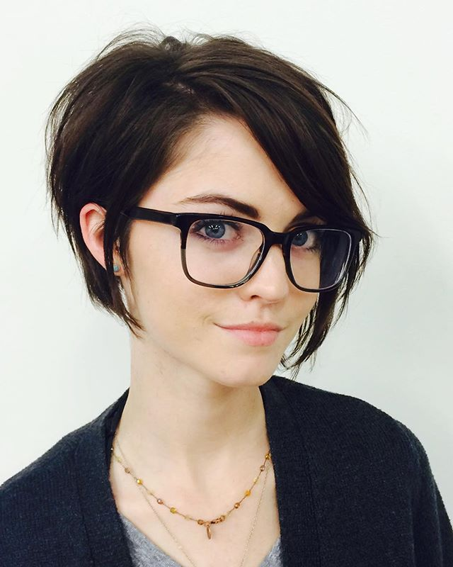 Short Hairstyle Ideas For Your Inspiration (13)