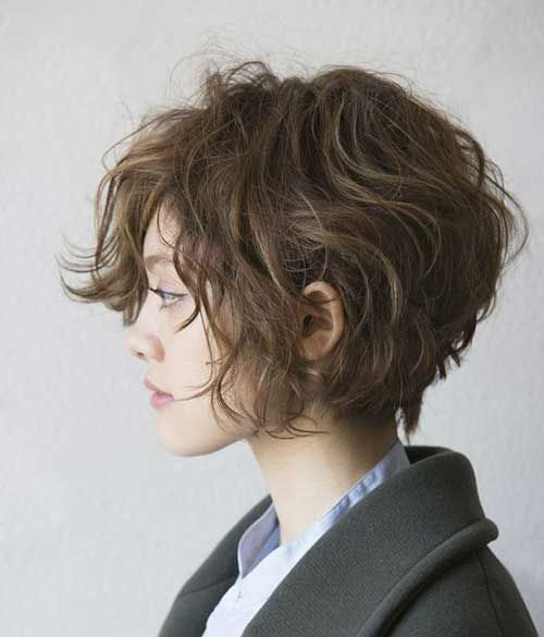 Short Hairstyle Ideas For Your Inspiration (19)
