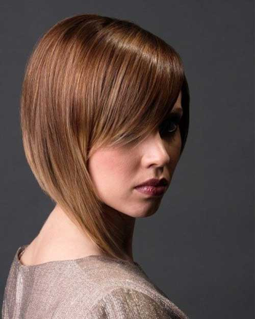 Short Hairstyle Ideas For Your Inspiration (2)