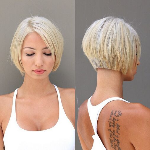 Short Hairstyle Ideas For Your Inspiration (25)