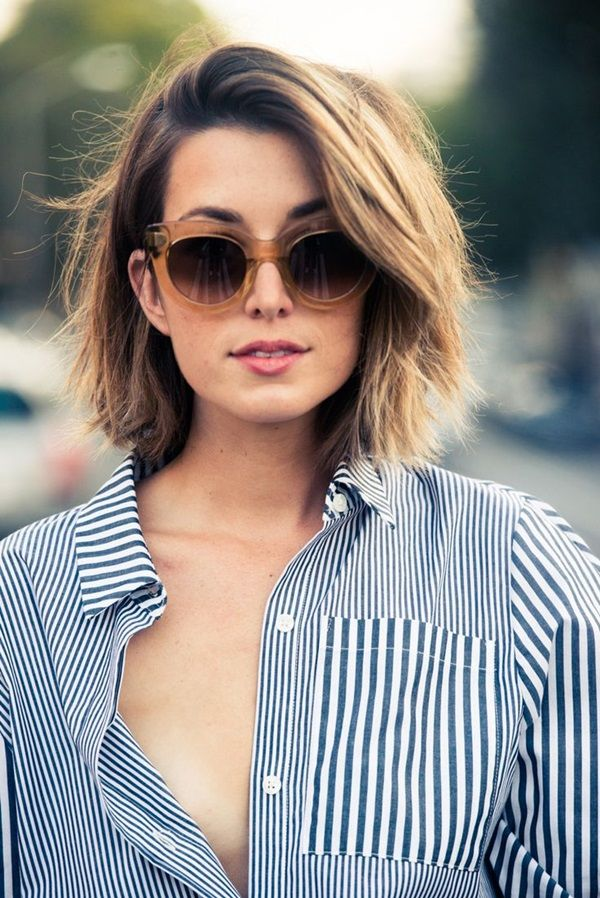 Short Hairstyle Ideas For Your Inspiration (26)