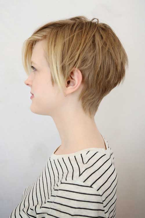 Short Hairstyle Ideas For Your Inspiration (28)