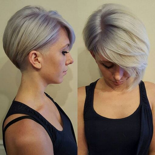 Short Hairstyle Ideas For Your Inspiration (33)