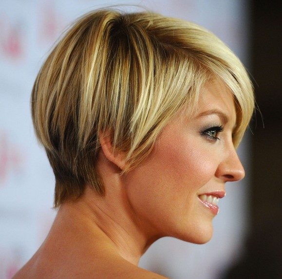 Short Hairstyle Ideas For Your Inspiration (36)