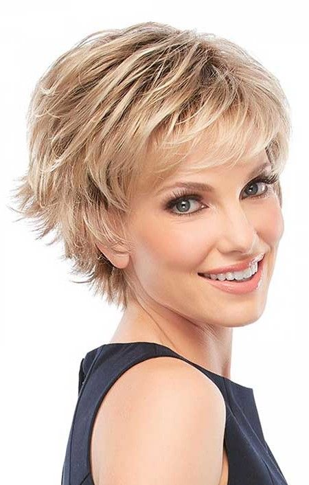 Short Hairstyle Ideas For Your Inspiration (37)