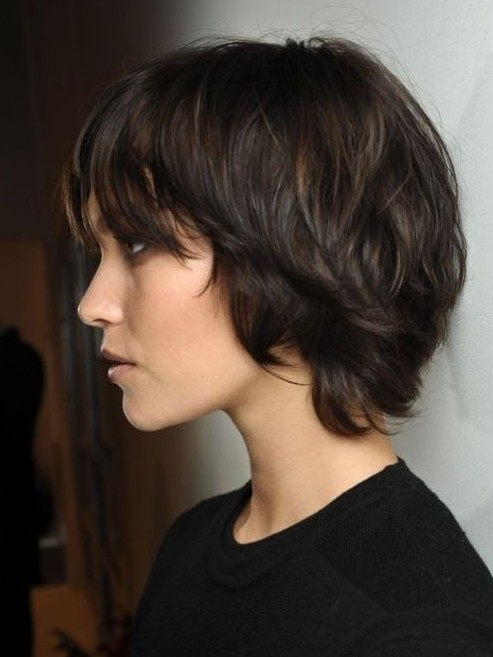 Short Hairstyle Ideas For Your Inspiration (38)