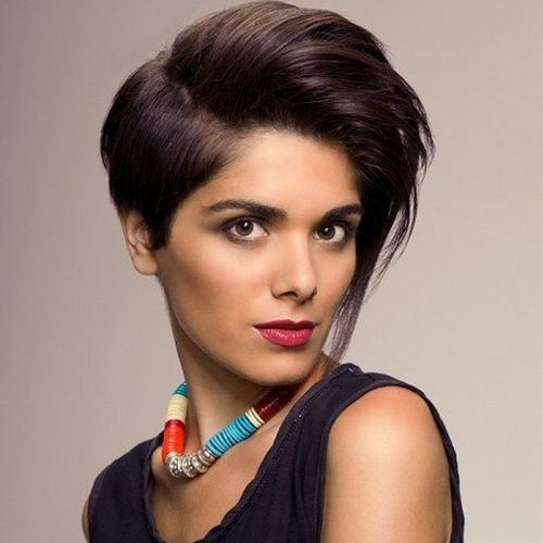 Short Hairstyle Ideas For Your Inspiration (40)