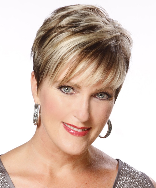 Short Hairstyle Ideas For Your Inspiration (5)