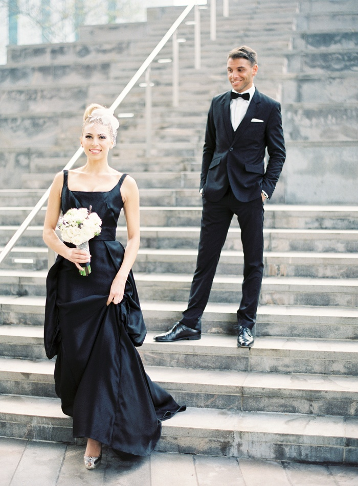 Beautiful Black Wedding Dress Ideas Inspiredluv (20)