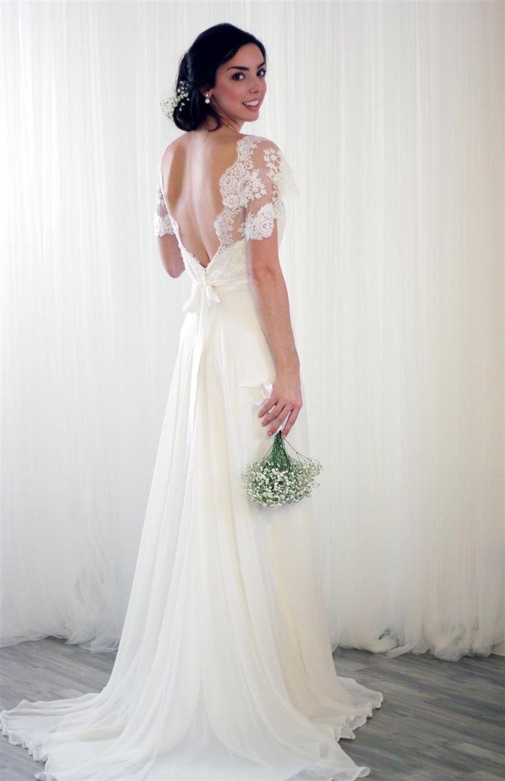 20 Stunning Vintage Wedding Dress Ideas