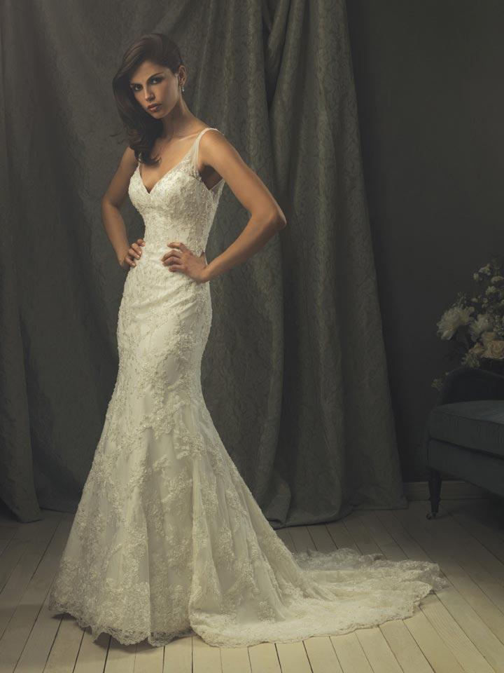 Stunning Vintage Wedding Dress Ideas Inspiredluv 14