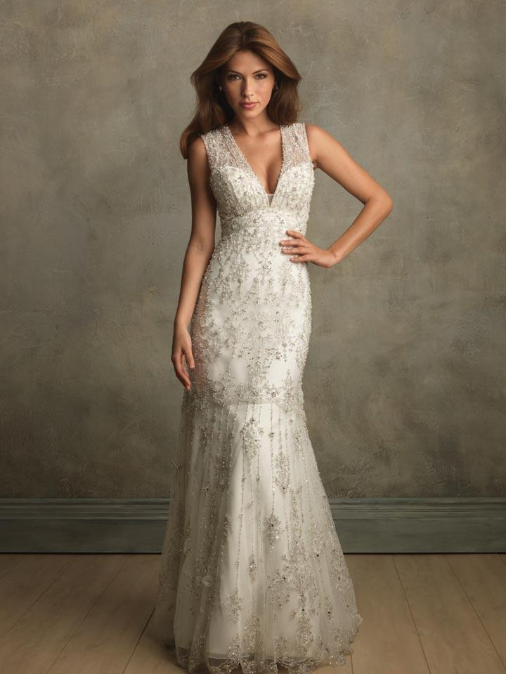 Stunning Vintage Wedding Dress Ideas Inspiredluv (2)