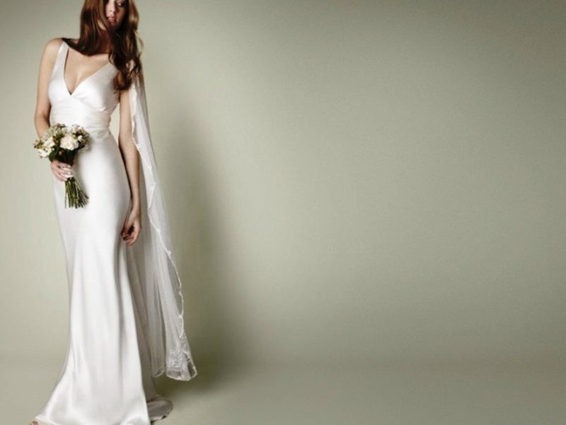 Stunning Vintage Wedding Dress Ideas Inspiredluv (23)