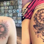 35 Sun Tattoos Ideas For Men And Women