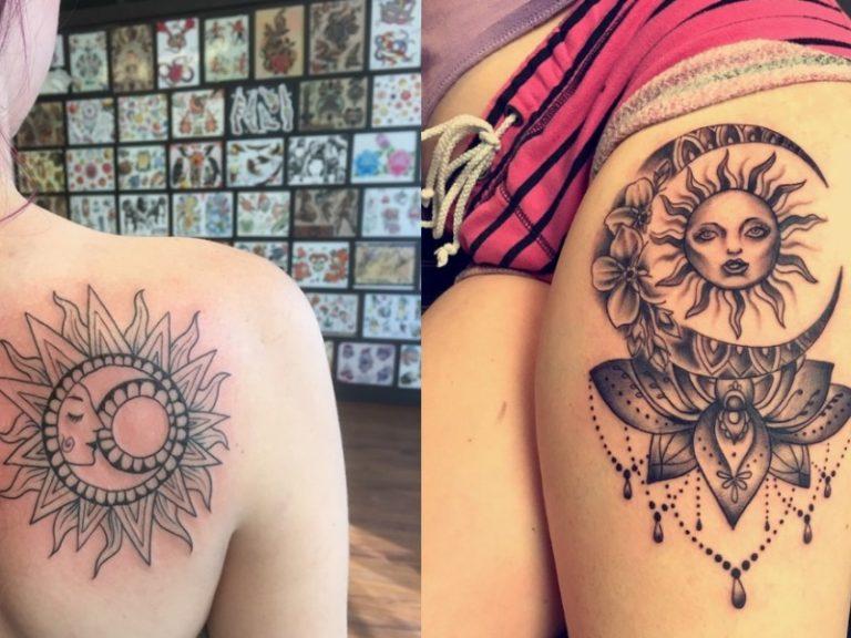 35 Sun Tattoos Ideas For Men And Women