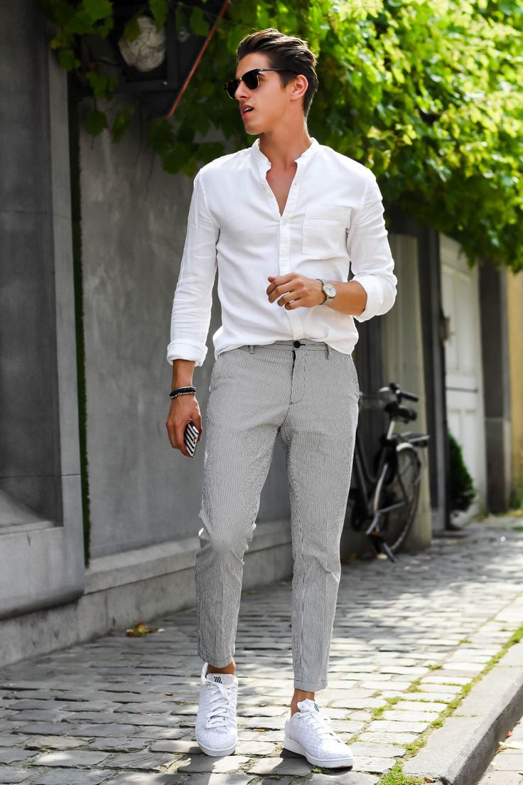 Awesome Summer Mens Fashion Ideas inspiredluv (12)