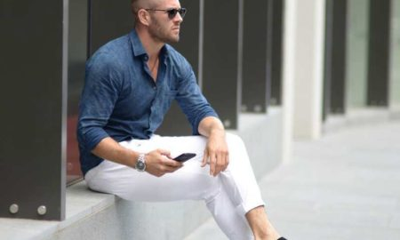 Awesome Summer Mens Fashion Ideas inspiredluv (2)