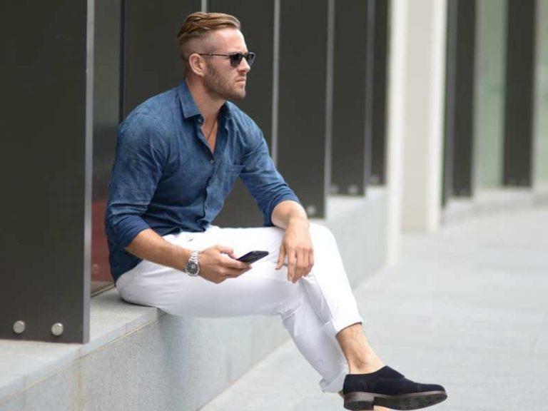 30 Awesome Summer Mens Fashion Ideas