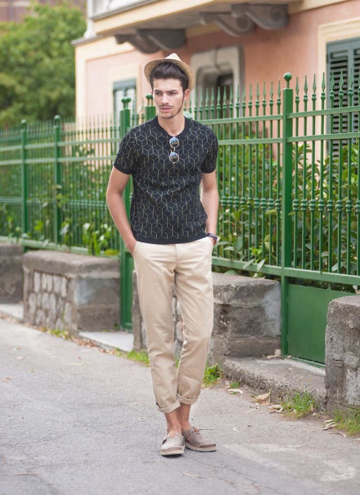 Awesome Summer Mens Fashion Ideas inspiredluv (20)