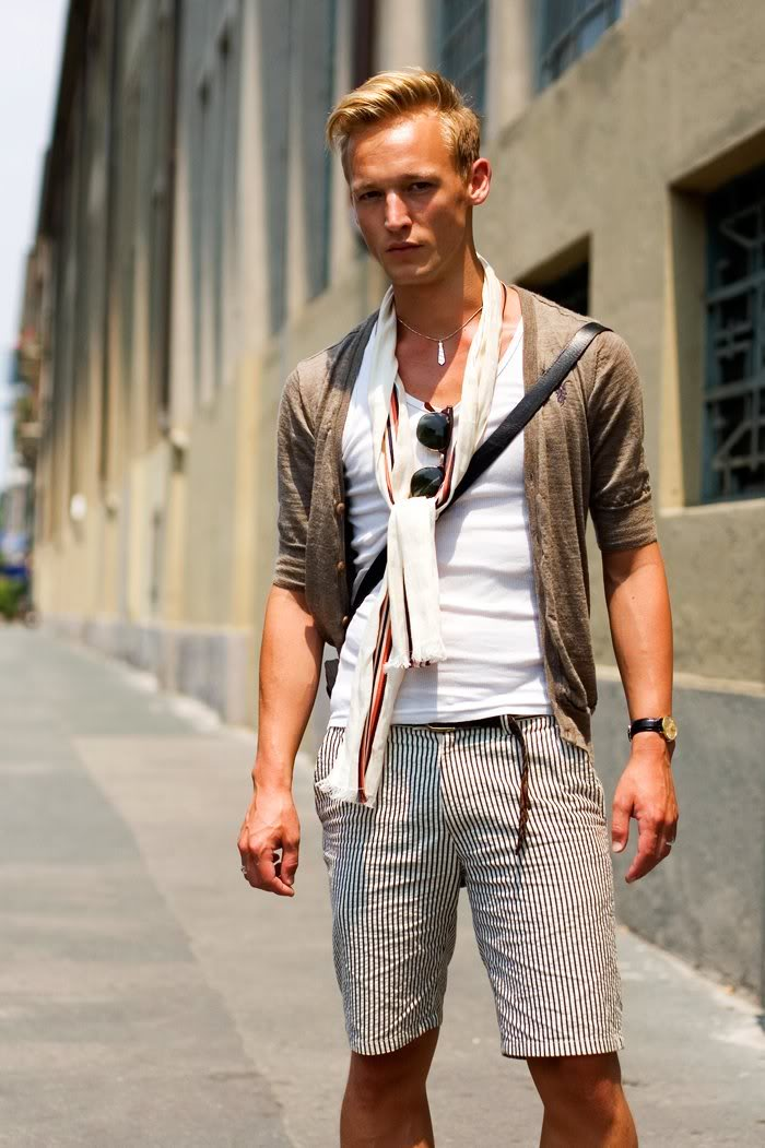 Awesome Summer Mens Fashion Ideas inspiredluv (22)