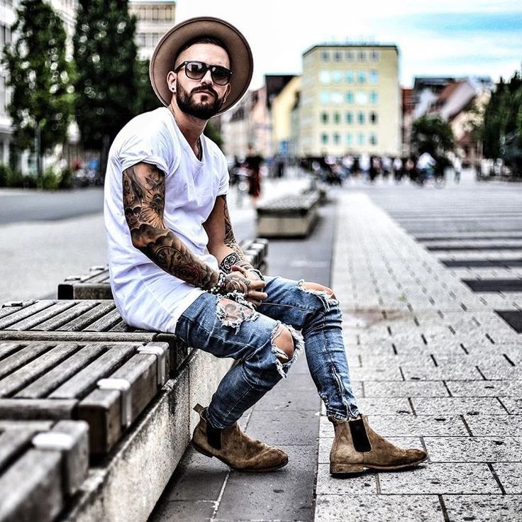 Awesome Summer Mens Fashion Ideas inspiredluv (8)