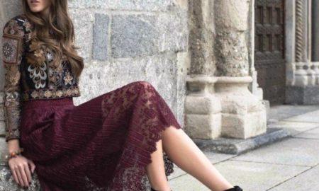 Beautiful Women Lace Skirt Ideas inspiredluv (28)